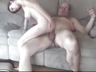 cumshot blowjob Daddy with MONSTER COCK