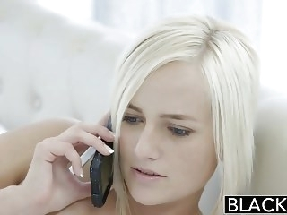 top rated blowjob BLACKED Cheating Blonde Wife Kate Englands first BBC