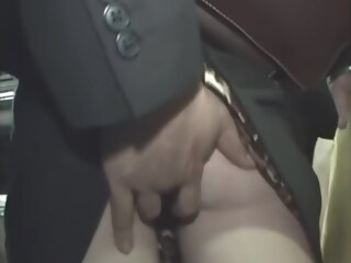 blonde groped to orgasm on bus Blonde groped to orgasm on bus
